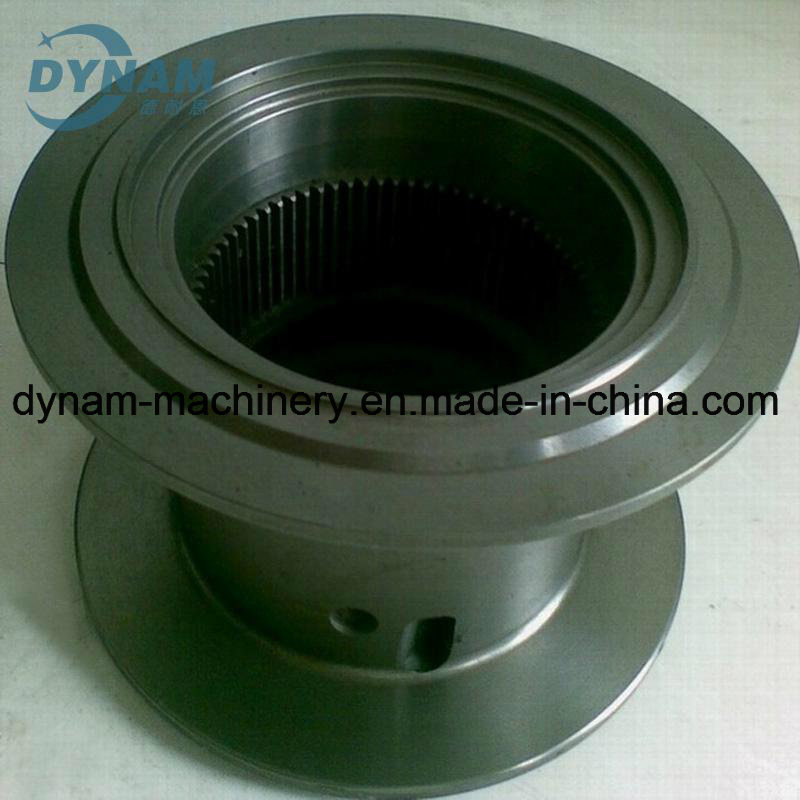 Housing CNC Machining Iron Sand Casting Precision Machinery Casting Parts
