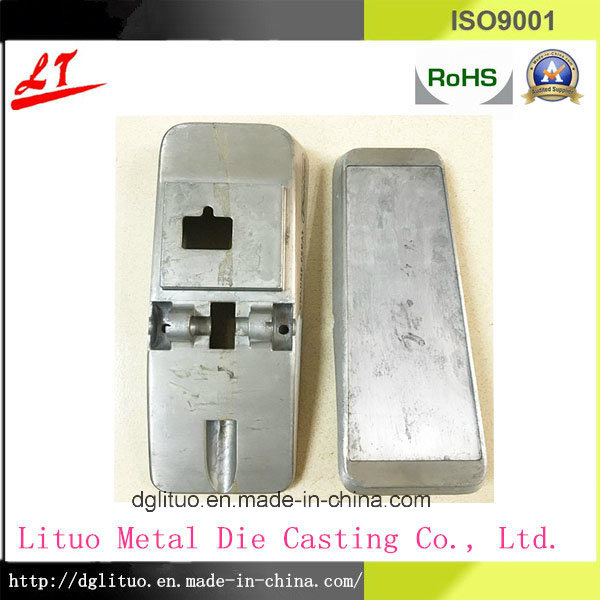 Aluminum Alloy Die Casting Pedals for Auto /Motor /Machinery