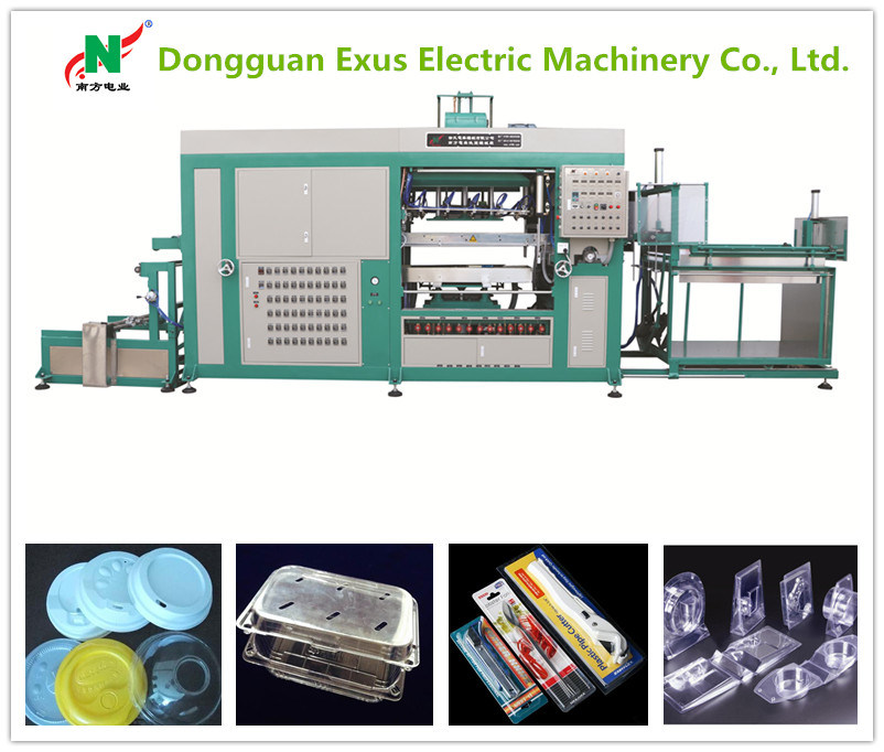 Hi-Speed Automatic Blister Packing Forming Machine