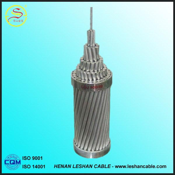 ASTM B232 DIN 48240 BS215 IEC61089 Standard Overhead Bare ACSR Conductor