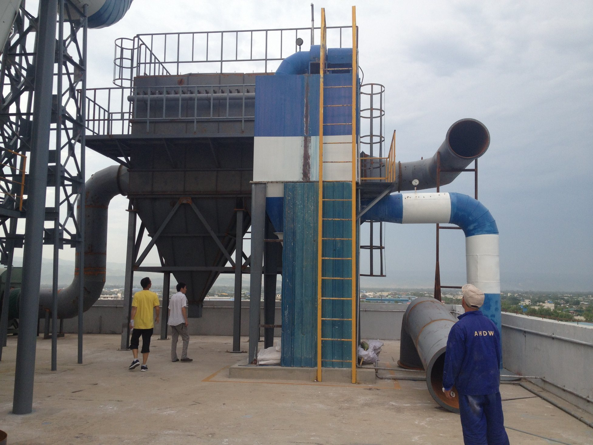 Professional Design High Tower Process Detergent Powder Plant