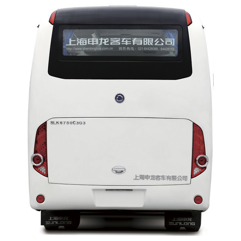Tourist Passenger Minibus Price of New Bus Slk6750AC