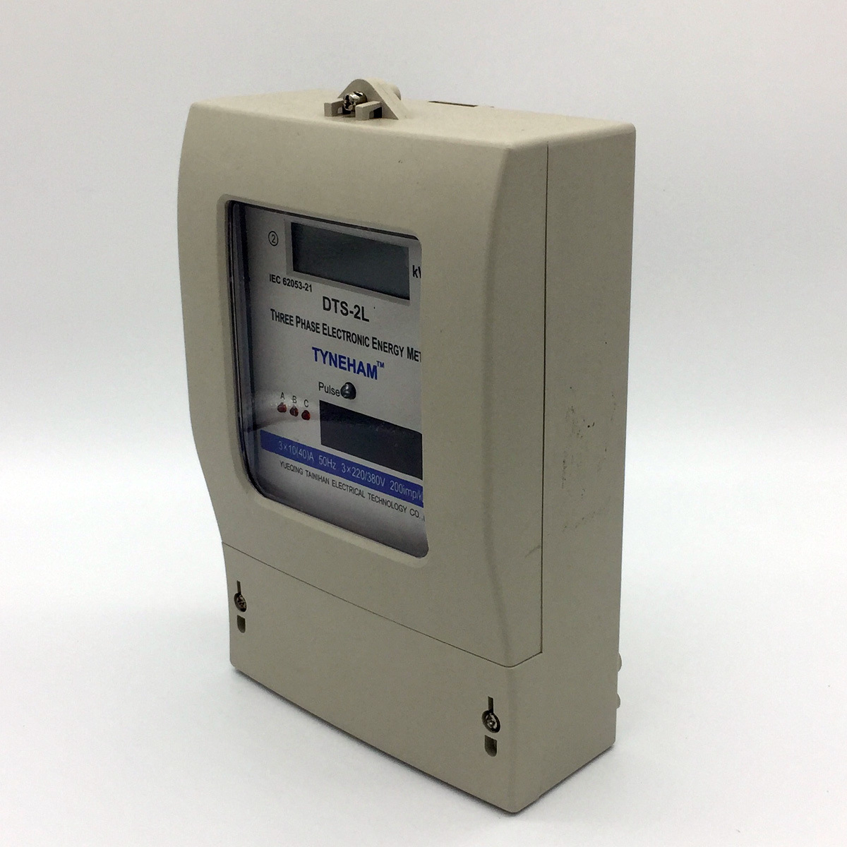 Dts-2L Series Three Phase Electronic Energy Meter