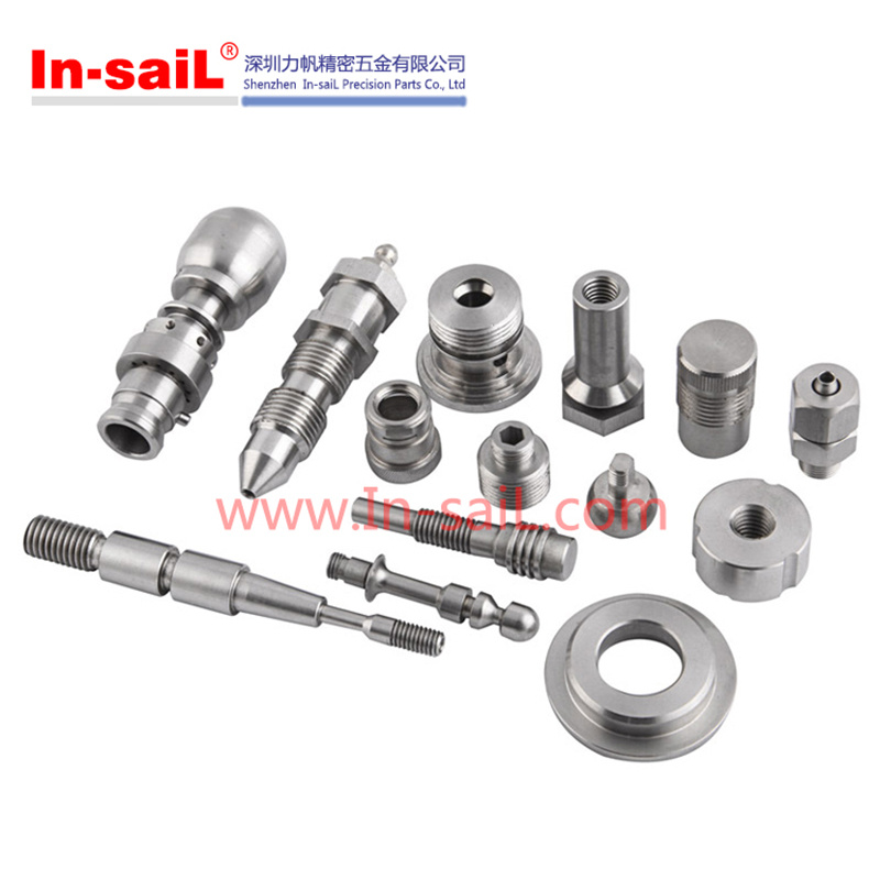 Precision CNC Turning Aluminium Parts