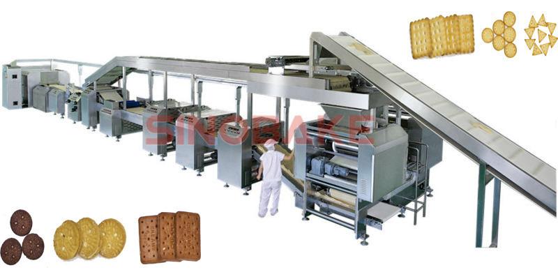 Biscuit Machine Biscuit Production Line