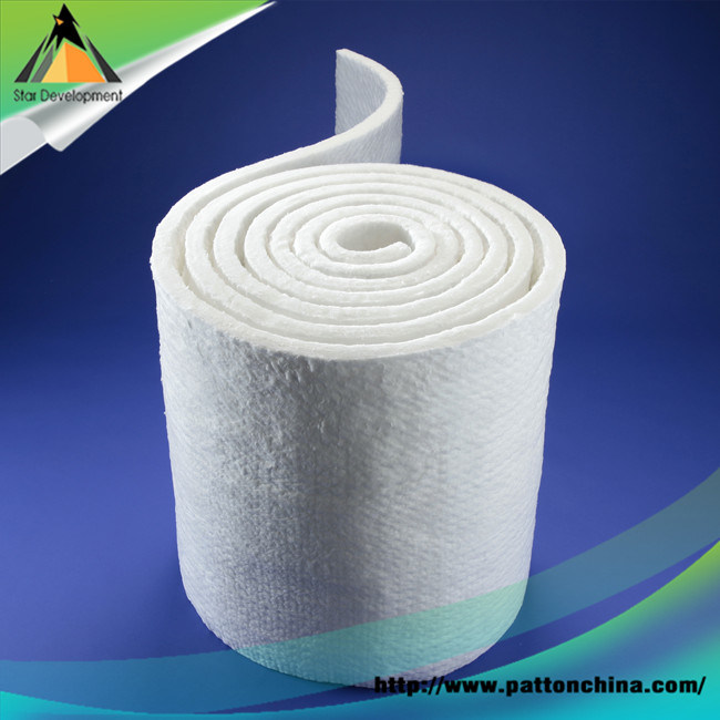 1260 Degree Heat Insulation Ceramic Fiber Blanket