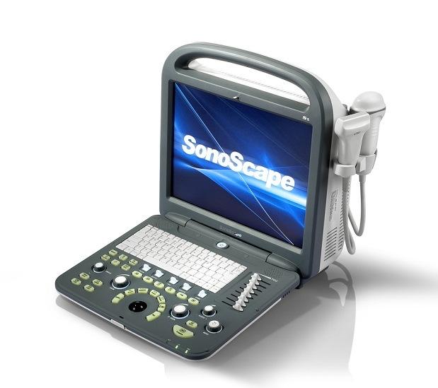 Sonoscape S2 Cheappest 3D 4D Portable Color Doppler Ultrasound Scanner