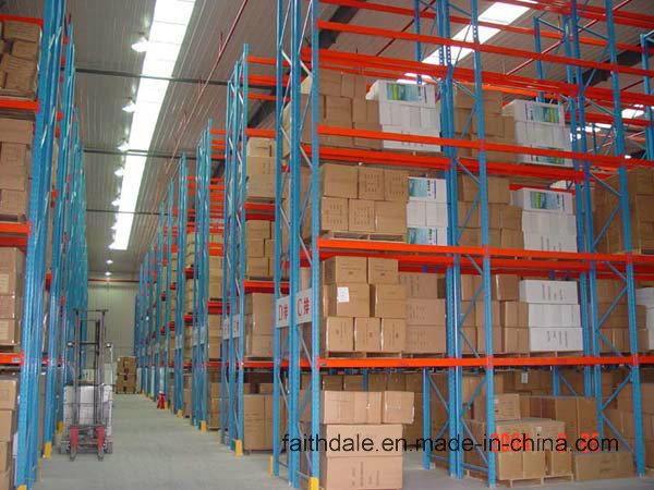 Selective Warehouse Storage Pallet Rack