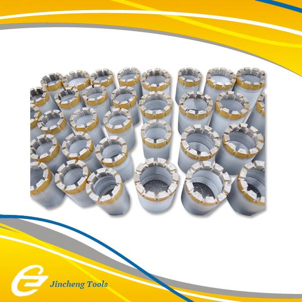 Wire Line Impregnated Diamond Core Drill Bit