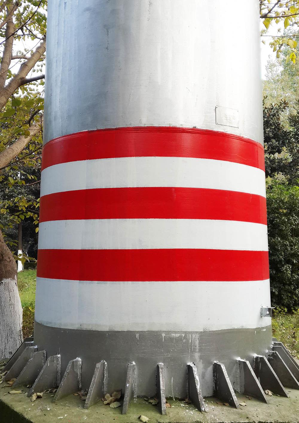 Lighting Pole Electrical Power Column