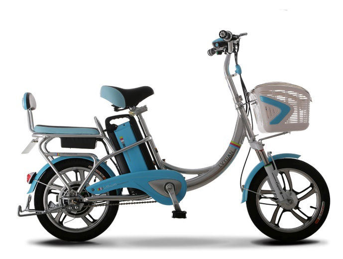 250W Lithium Battery Mini E-Scooter Two Wheels