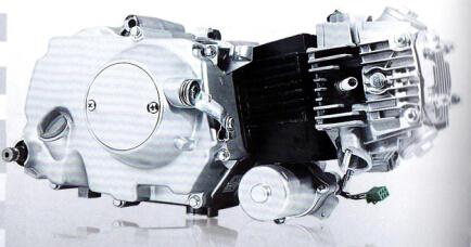 Motorcycle Engine 50 70 90 100 110 Under-Mounted
