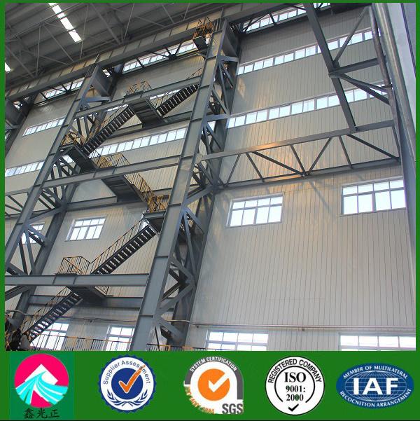 Steel Structure Building for Workshop