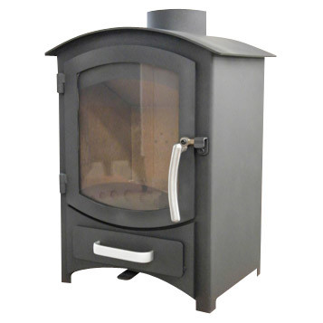Indoors Steel Fireplace (FL008) , Steel Stoves