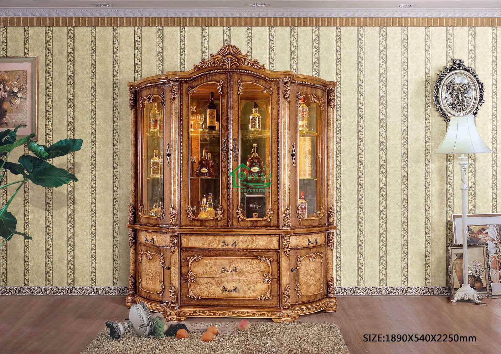 جدیدترین مدلهای بوفه و آینه و کنسول