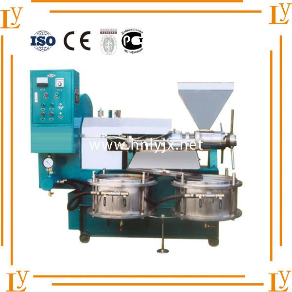 Hot Sale Multi-Function Screw Oil Press Machine in Pakistan