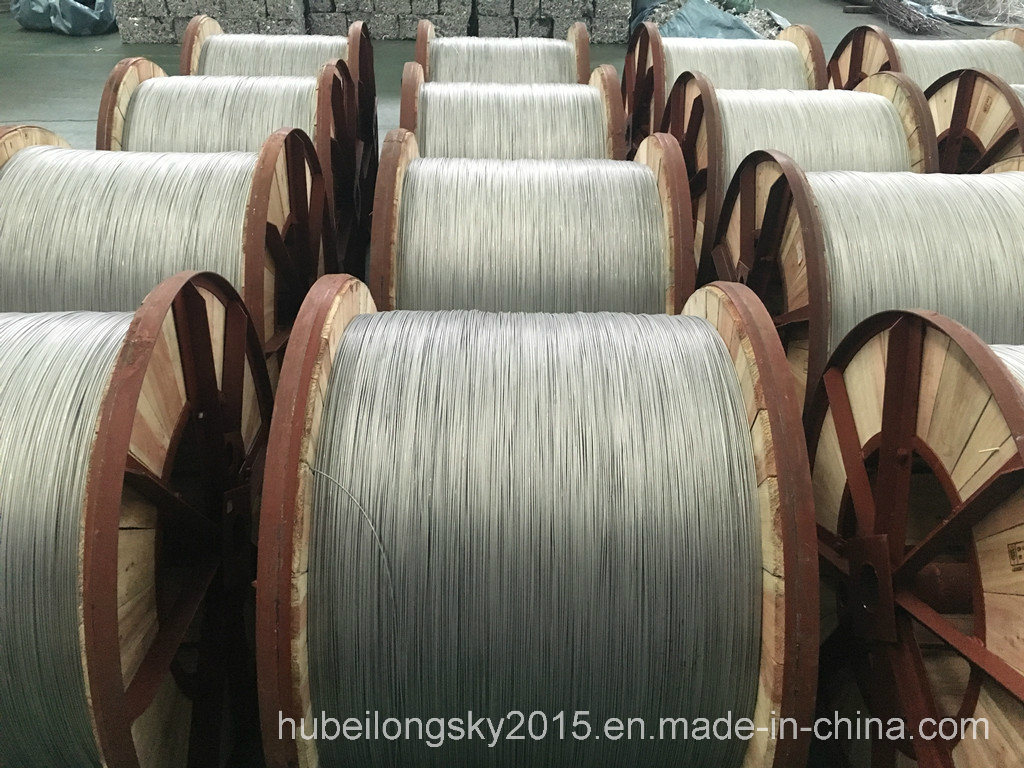 Electric Aluminium Clad Steel Wire Acs