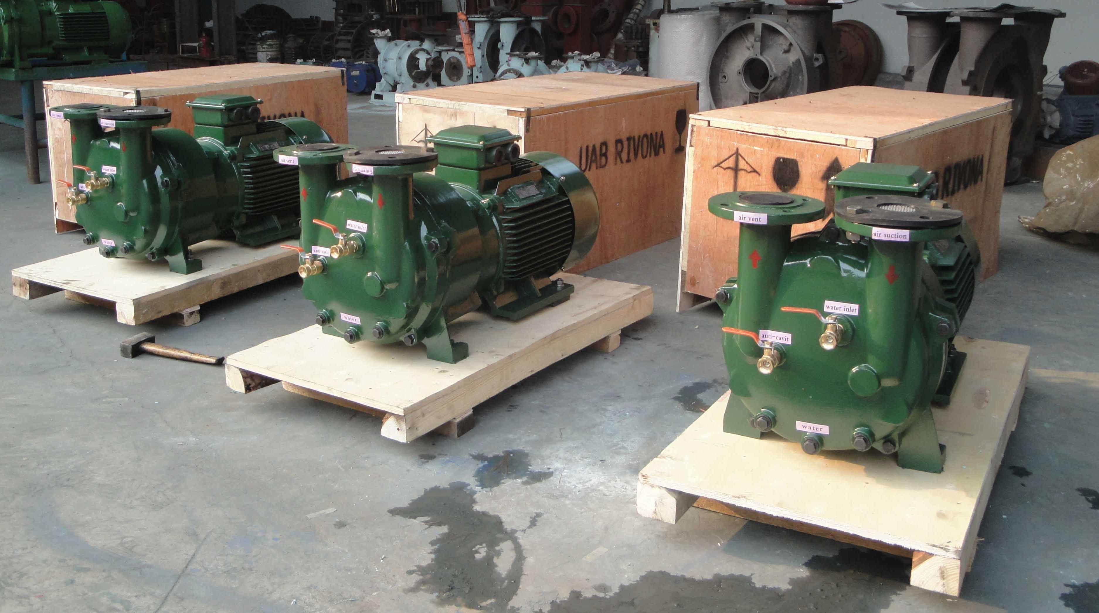2BV Series Water Ring Vacuum Pump