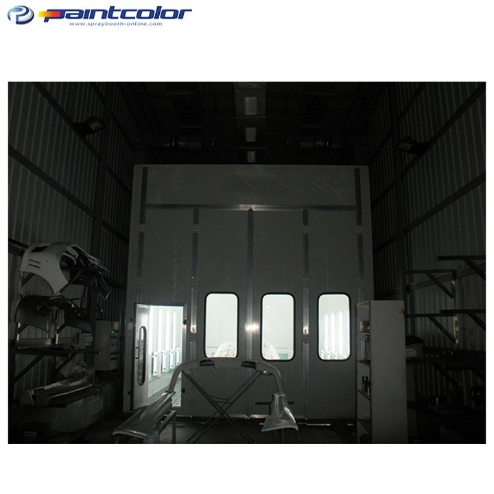 Infrared Lamp Heating System Spray Booth (PC14-IB1S)