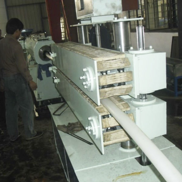 PE PVC Pipe Making Machine Line (SJGF)