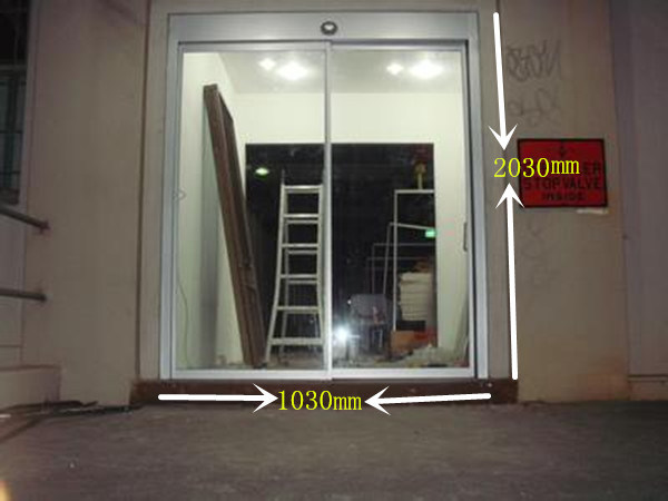Automatic Sliding Door with Low Price