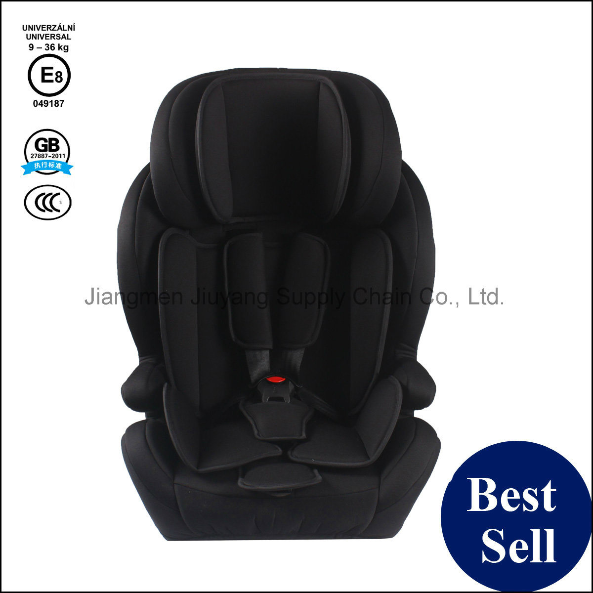 Hot Sell Product - ECE Baby Car Safety Seat for 4-12 Years Child