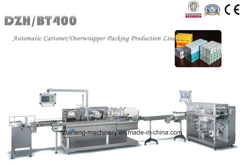 Automatic Packing, Cartoning Machine (DZH/BT400)