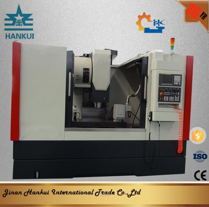 Vmc1060L Vertical Machine Center Milling Machine CNC 3 Axis