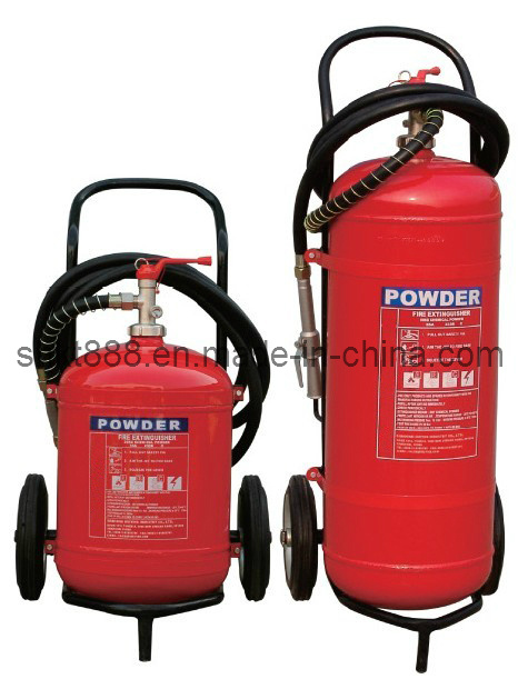 Fire Fighting Equipment-Wheeled Fire Extinguisher