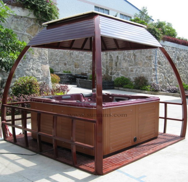 Portable Outdoor Screen Gazebo : China portable folding gazebo garden screened