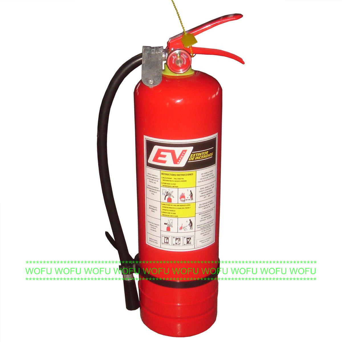 10lbs ABC Dry Powder Fire Extinguisher