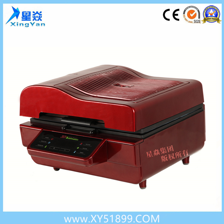 Multifunctional 3D Vacuum Sublimation Machine