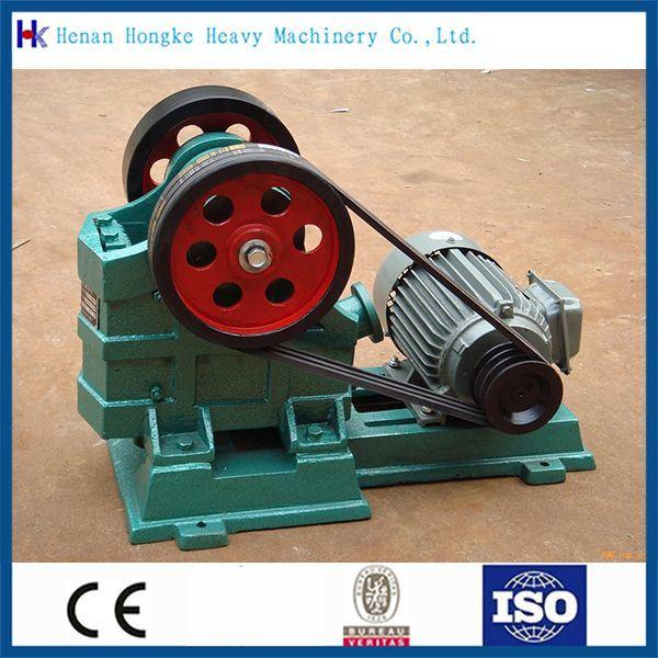 China Capacity 10-300t/H Stone Jaw Crusher for Mining
