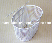 Steel Bicycle Basket/Bicycle Parts Sr-BS2