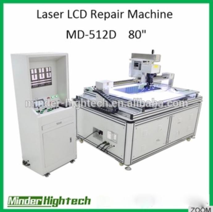 to- Turkey: LCD Screen Laser Repair Machine MD-512D