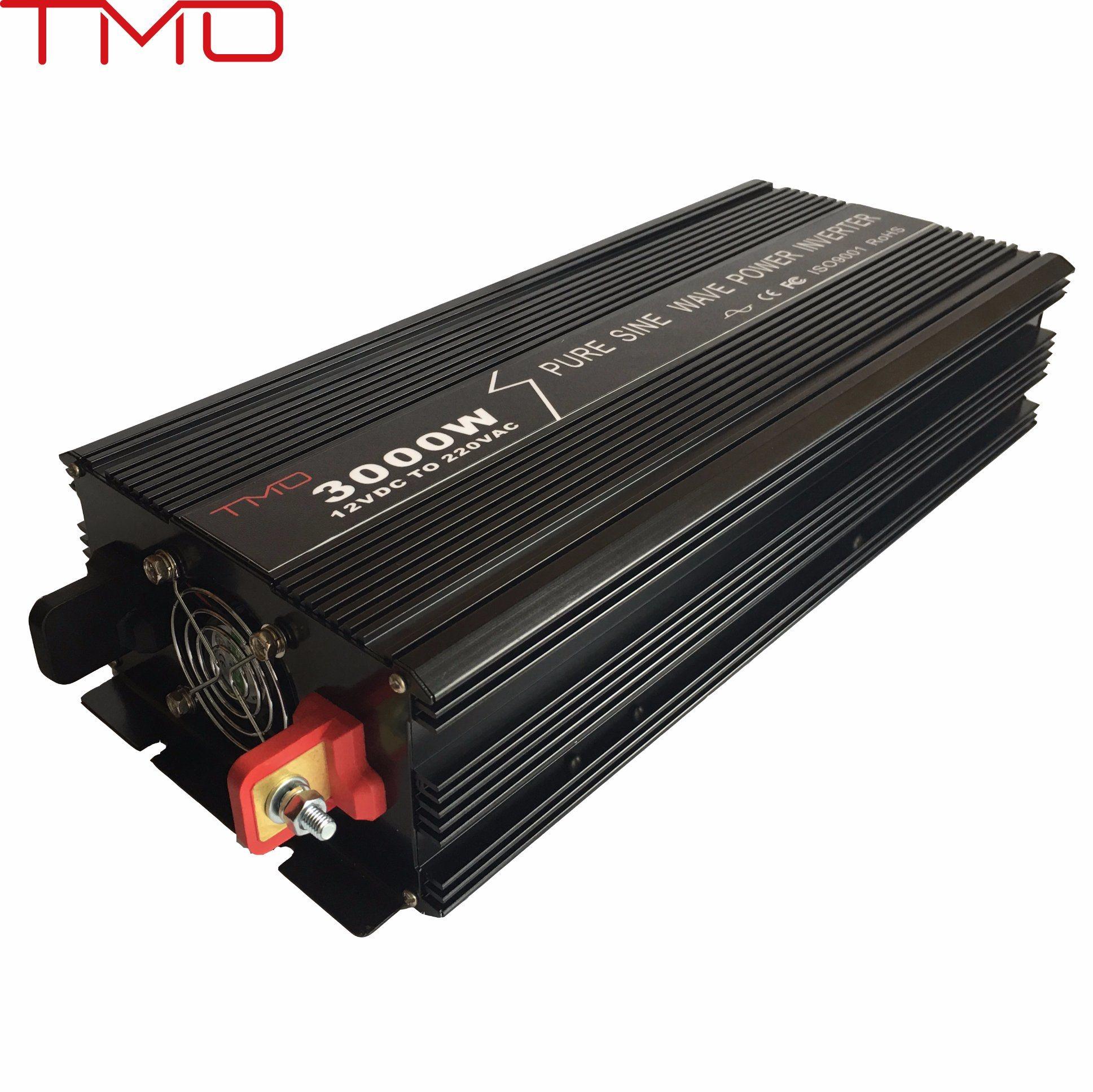 3000 Watt Intelligent Power Inverter DC 12V AC 220V 3000W Inverter Auto Pure Sine Wave off Grid Solar Inverter