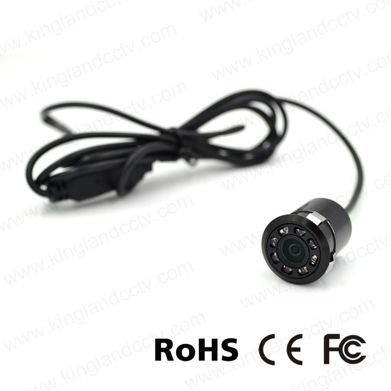 Universal Car Rear View Night Vision Camera with 8PCS IR