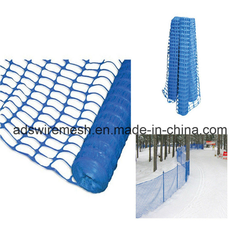 Mesh 100*40mm Plastic Safety Barrier Fening
