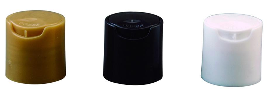 24/410 Plastic Disc Top Cap
