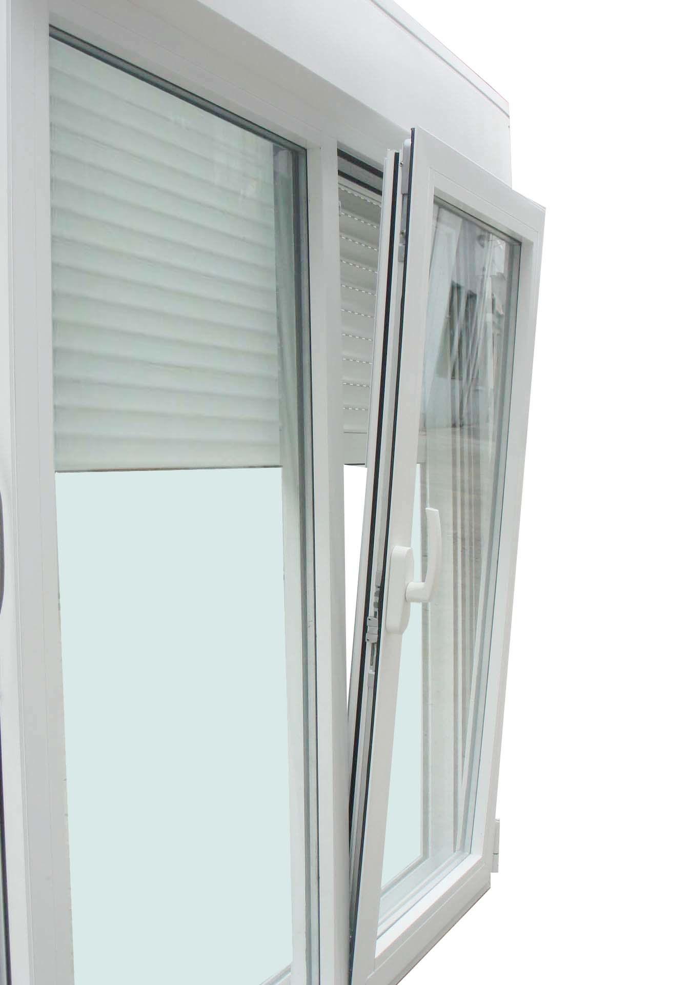 Alminium Monoblock Window, Aluminium Window, Roller Shutter, Mosquito