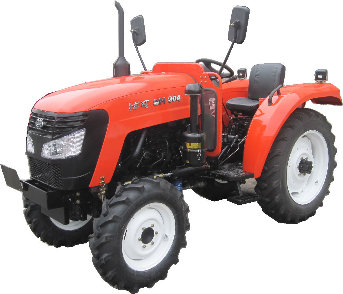 Uses Of Four Wheel Tractor : China wheel tractor sh wd hp