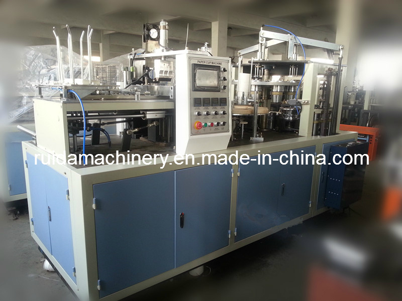 Paper Bowl Forming Machine for Ice Cream