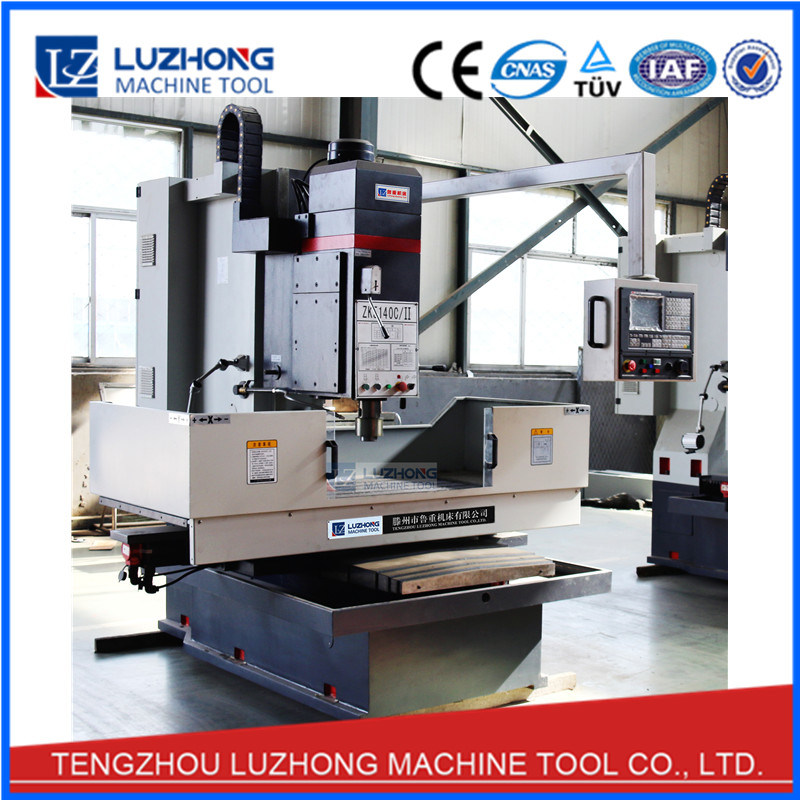 CNC Vertical Drilling Machine Withe High Precision (ZX5140C/3 5150C/3)