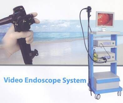 Med-Se-CE-130 Video Colonoscope Endoscope, Gastroscope and Colonoscope Unit