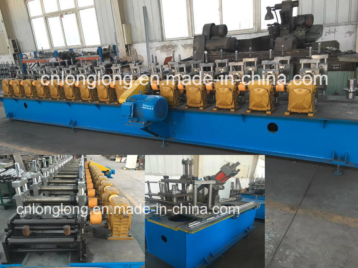 Light Steel Roll Forming Machine with ISO 9001: 2008