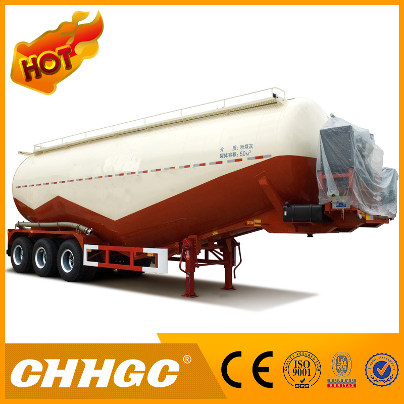 38cbm-50cbm 3axle Bulk Cement Tanker