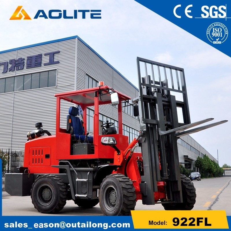 3000kg Rated Load Forklift Front Loader with Ce Certification