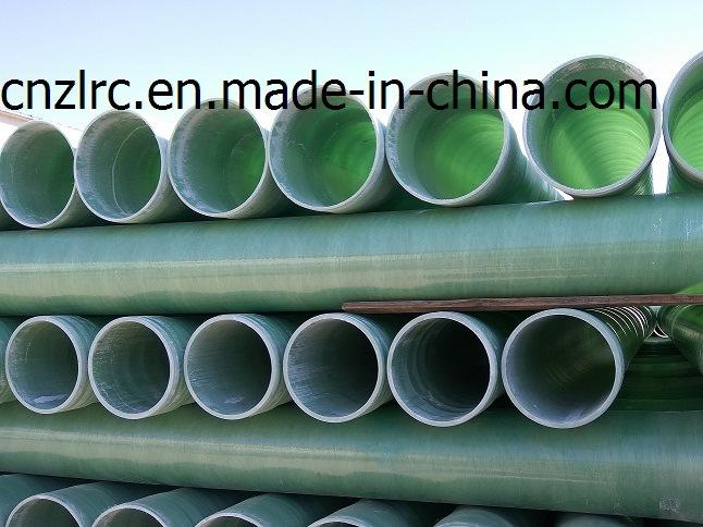 Composite Fiberglass FRP Process Pipe/FRP Pipe with Sand Filler