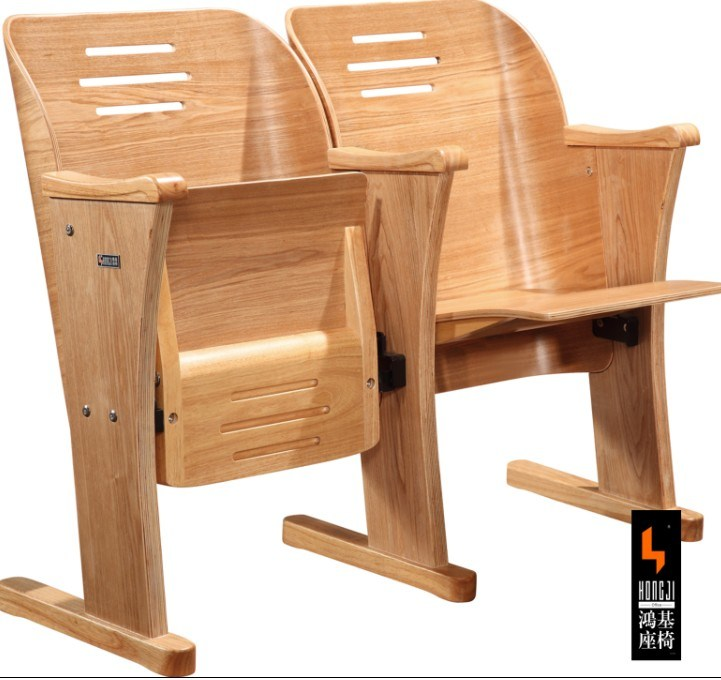 Eurpean Style Wooden Church Chair/ Cathedral Seating (JT series)