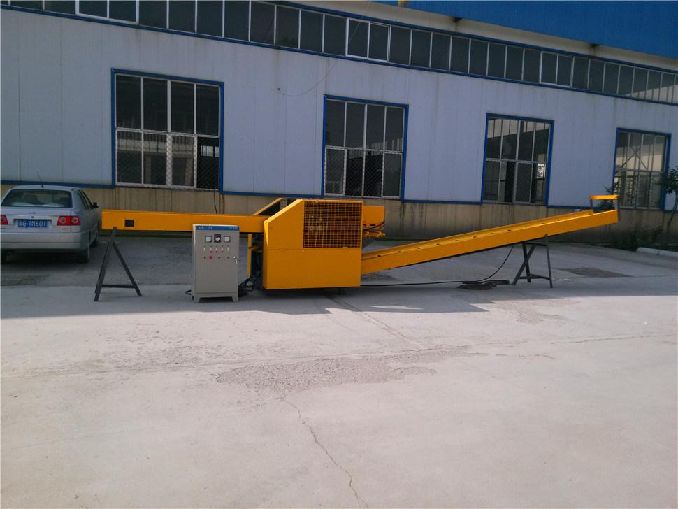 Cardboard Carton Cutting Machine Cutting Machine Paper Pulp Crushing Equipment